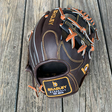 "11.5"" I-Web, Next Play Series 2021 Prototype (Dark Brown/Black/Tan Lace) PRE-ORDER, Due on Dec. 15"