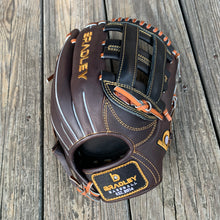 "11.5"" H-Web, Next Play Series 2021 Prototype (Dark Brown/Black/Tan Lace)"