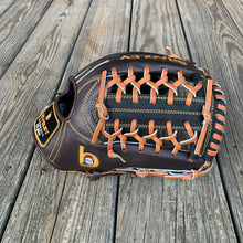 "12"" Mod Trap, Next Play Series 2021 Prototype (Dark Brown/Black Web/Tan Lace)"