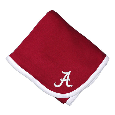 Two Feet Ahead - Alabama - Alabama Baby Blanket
