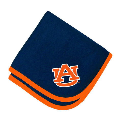Two Feet Ahead - Auburn - Auburn Baby Blanket
