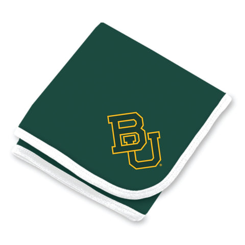 Two Feet Ahead - Baylor - Baylor Baby Blanket