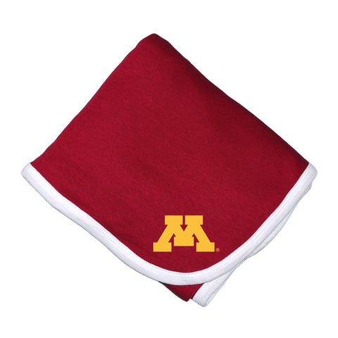 Two Feet Ahead - Minnesota - Minnesota Baby Blanket