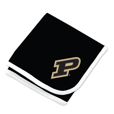 Two Feet Ahead - Purdue - Purdue Baby Blanket