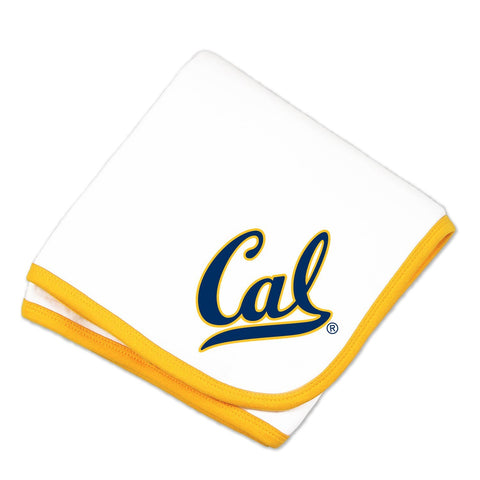Two Feet Ahead - California Berkeley - California Berkeley Baby Blanket