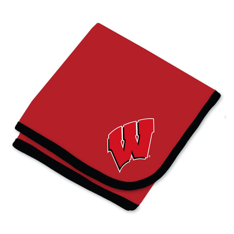 Two Feet Ahead - Wisconsin - Wisconsin Baby Blanket