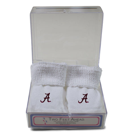 Two Feet Ahead - Alabama - Alabama Gift Box Bootie