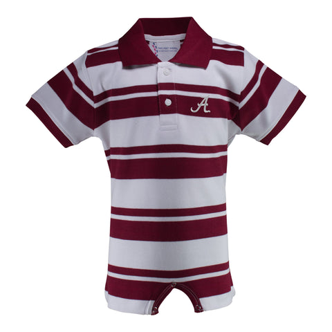 Two Feet Ahead - Alabama - Alabama Rugby T-Romper