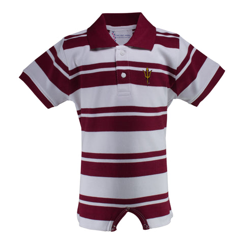 Two Feet Ahead - Arizona State - Arizona State Rugby T-Romper