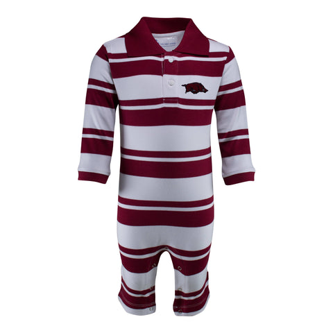 Two Feet Ahead - Arkansas - Arkansas Rugby Long Leg Romper
