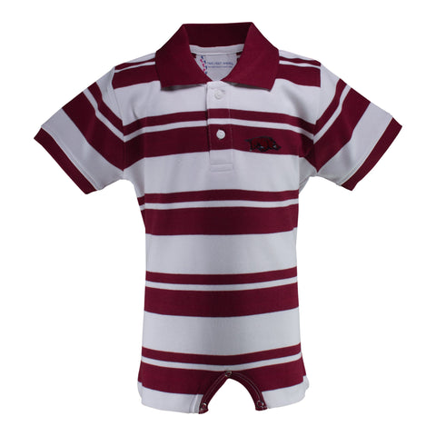 Two Feet Ahead - Arkansas - Arkansas Rugby T-Romper