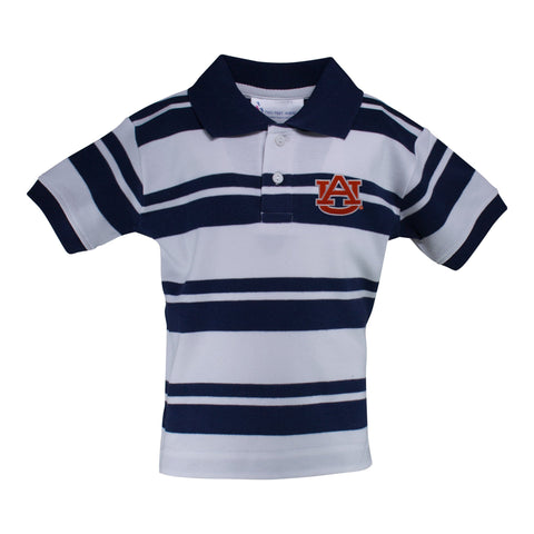 Two Feet Ahead - Auburn - Auburn Rugby Golf Shirt