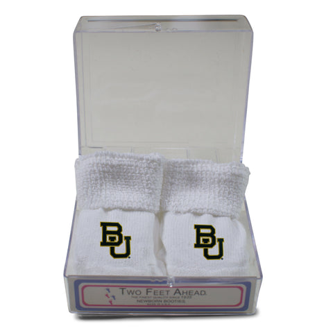 Two Feet Ahead - Baylor - Baylor Gift Box Bootie