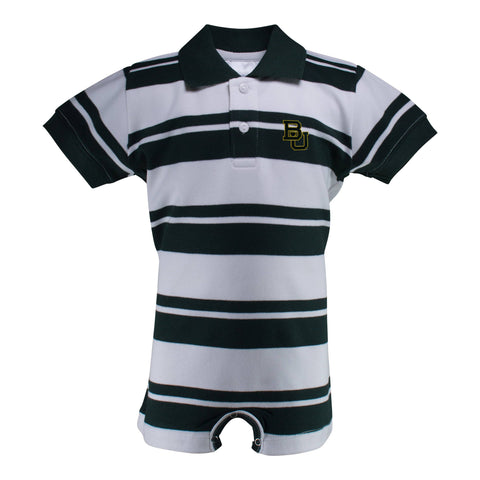 Two Feet Ahead - Baylor - Baylor Rugby T-Romper