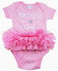Two Feet Ahead - Infant Clothing - Birthday Girl Tutu