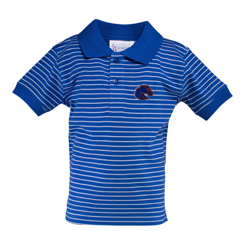 Two Feet Ahead - Boise State - Boise State Jersey Golf Shirt