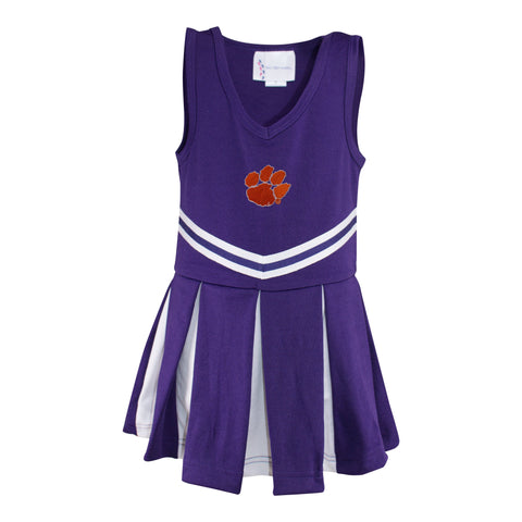 Two Feet Ahead - Clemson - Clemson Cheer Dress