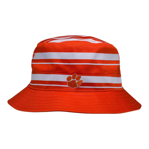 Two Feet Ahead - Clemson - Clemson Rugby Bucket Hat