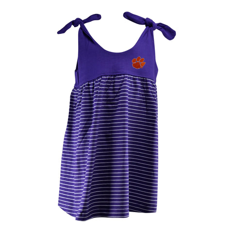 Two Feet Ahead - Clemson - Clemson Sun Dress