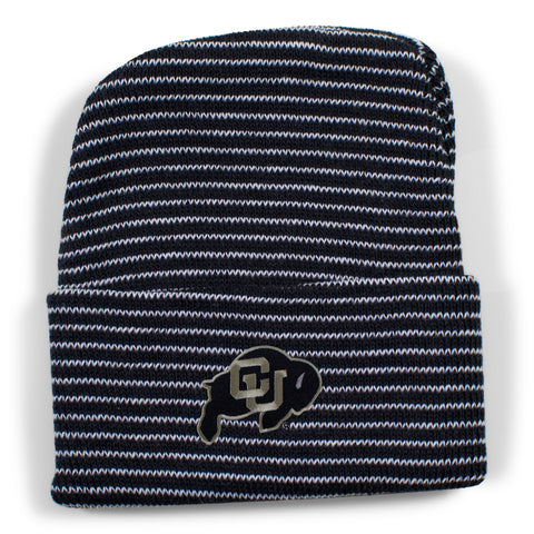Colorado Stripe Knit Cap