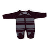 Two Feet Ahead - Infant Clothing - Infant Rugby Footed Romper