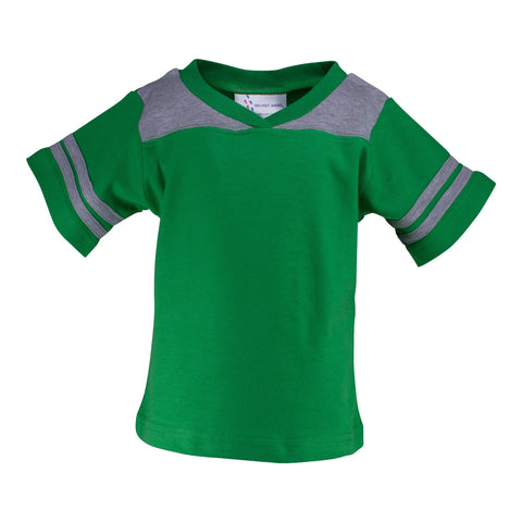 Two Feet Ahead - Infant Clothing - Toddler Football T Shirt