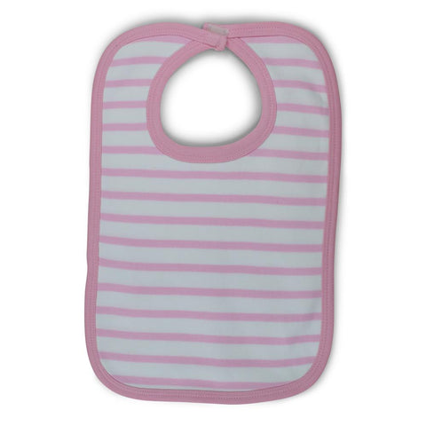 Two Feet Ahead - Accessories - Infant Stripe Knit Bib