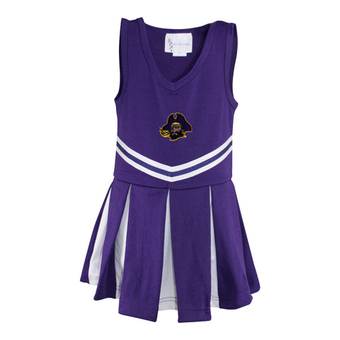 Two Feet Ahead - East Carolina - East Carolina Cheer Dress