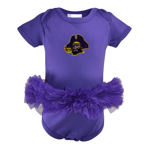 Two Feet Ahead - East Carolina - East Carolina Solid Tutu