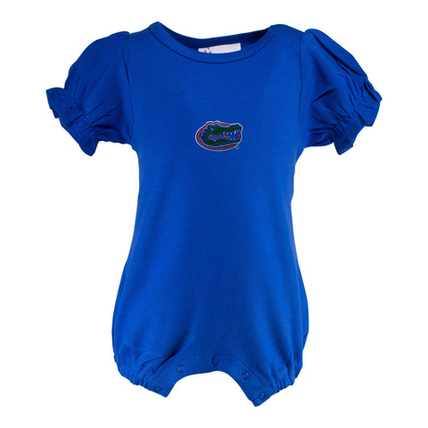 Two Feet Ahead - Florida - Florida Girl's Romper