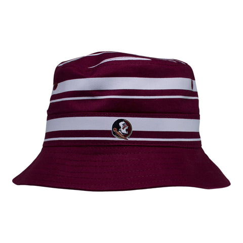 Two Feet Ahead - Florida State - Florida State Rugby Bucket Hat