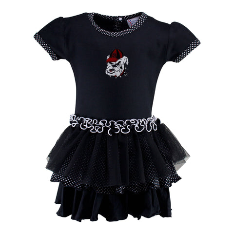 Two Feet Ahead - Georgia - Georgia Pin Dot Tutu Dress