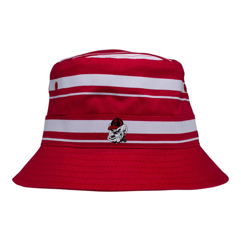 Two Feet Ahead - Georgia - Georgia Rugby Bucket Hat