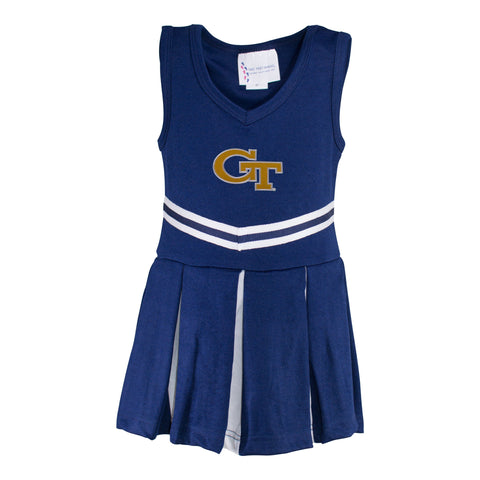 Two Feet Ahead - Georgia Tech - Georgia Tech Cheer Dress