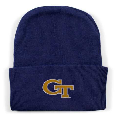 Two Feet Ahead - Georgia Tech - Georgia Tech Knit Cap
