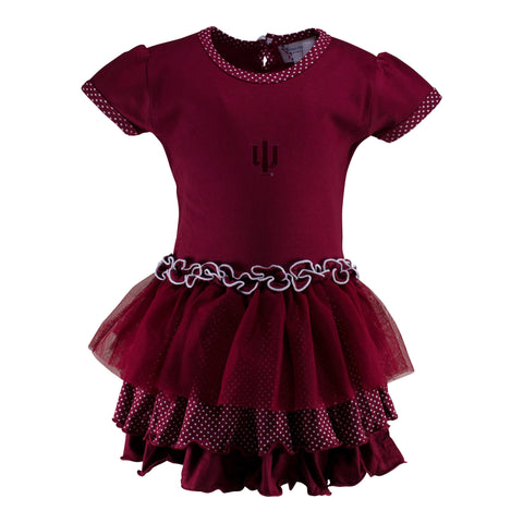Two Feet Ahead - Indiana - Indiana Pin Dot Tutu Dress