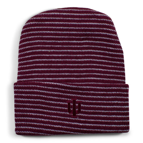 Two Feet Ahead - Indiana - Indiana Stripe Knit Cap