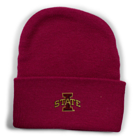 Two Feet Ahead - Iowa State - Iowa State Knit Cap