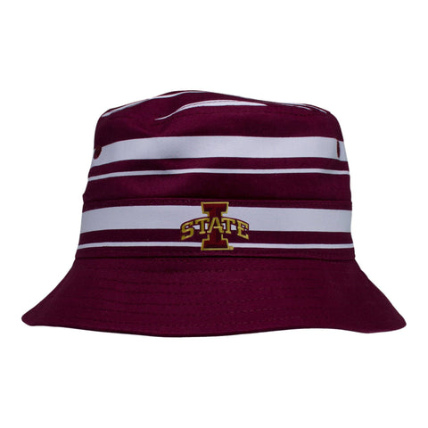 Two Feet Ahead - Iowa State - Iowa State Rugby Bucket Hat