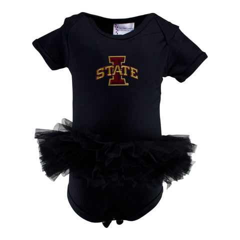 Two Feet Ahead - Iowa State - Iowa State Tutu Creeper