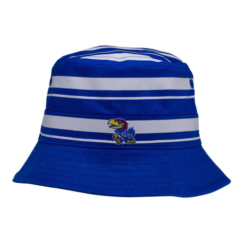 Two Feet Ahead - Kansas - Kansas Rugby Bucket Hat