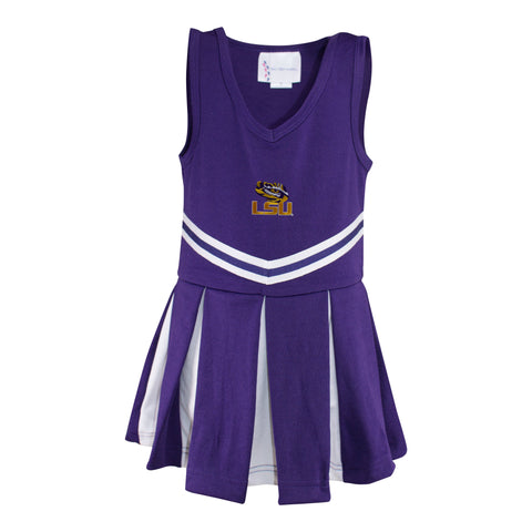 Two Feet Ahead - LSU - LSU Cheer Dress