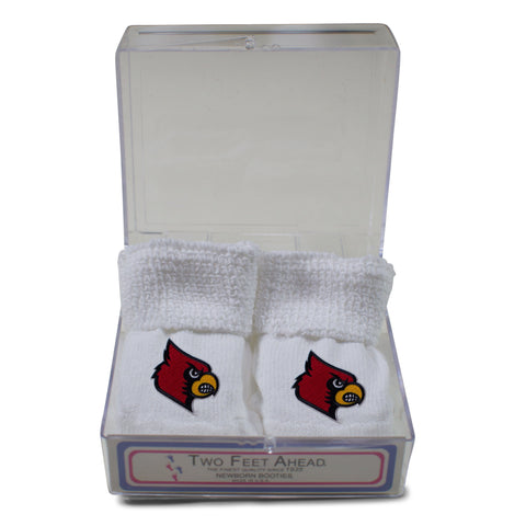 Two Feet Ahead - Louisville - Louisville Gift Box Bootie
