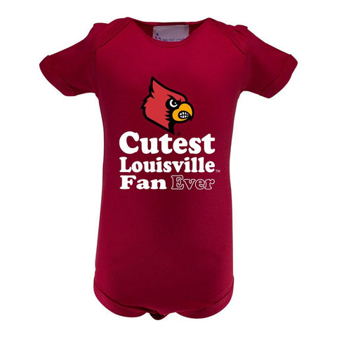Two Feet Ahead - Louisville - Louisville Infant Lap Shoulder Creeper Print