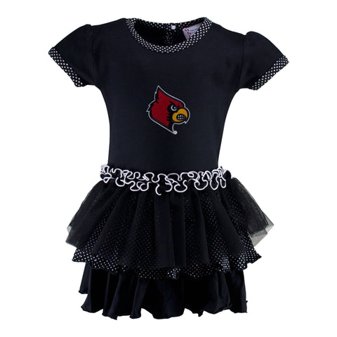 Louisville Pin Dot Tutu Dress