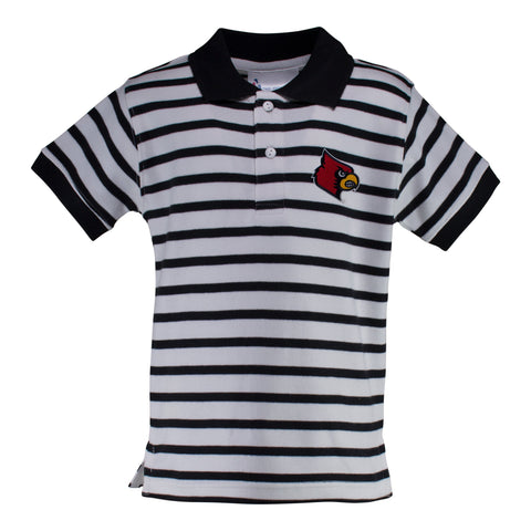 Louisville Stripe Golf Shirt