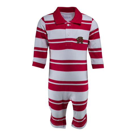Maryland Rugby Long Leg Romper