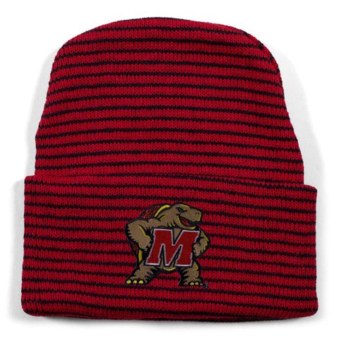 Two Feet Ahead - Maryland - Maryland Stripe Knit Cap