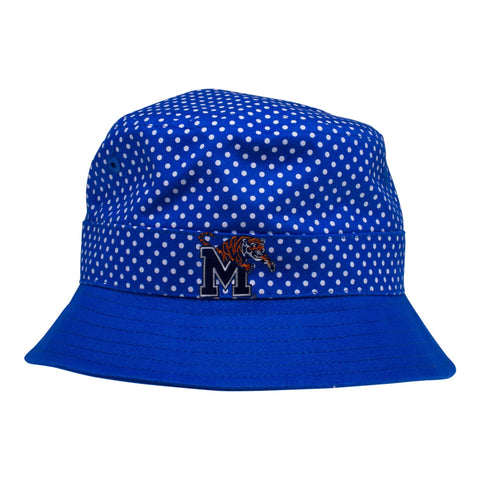 Two Feet Ahead - Memphis - Memphis Pin Dot Bucket Hat