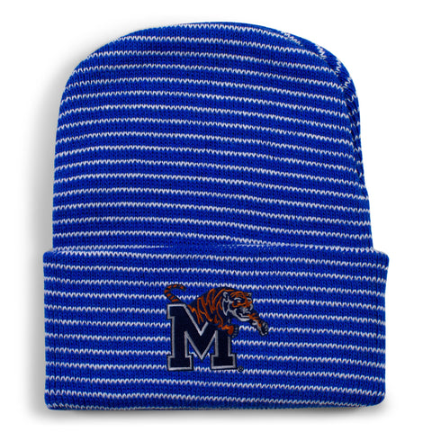 Two Feet Ahead - Memphis - Memphis Stripe Knit Cap